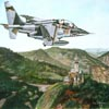 Art Painting - Air Combat 2