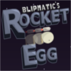 Blipmatics Rocket Egg
