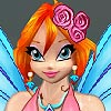 Bloom Fairy Dressup