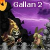 Galan Warrior 2 Skull World.Allhotgame