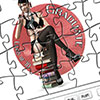 Graduate Pinup Jigsaw Puzzle