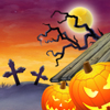 Halloween - Pumpkin attack