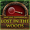 Lost in the Woods (Spot the Differences Game)