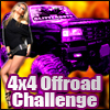 The Glitterboys 4x4 Offroad Challenge