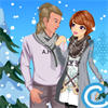Winter Couple Dating Dress Up